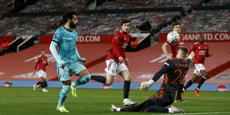 Video goles gratis Manchester United vs Liverpool: partido de FA Cup |  Otras Ligas de Fútbol | Futbolred