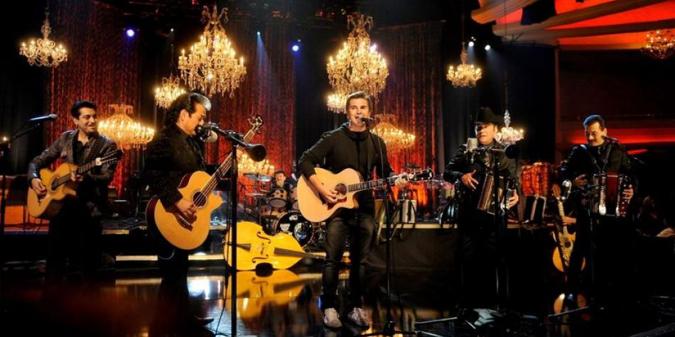 Los Tigres del Norte MTV Unplugged