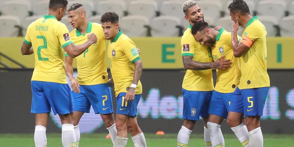 Lista de convocados de Brasil para las Eliminatorias frente a Ecuador y  Paraguay | Selecciones Nacionales | Futbolred
