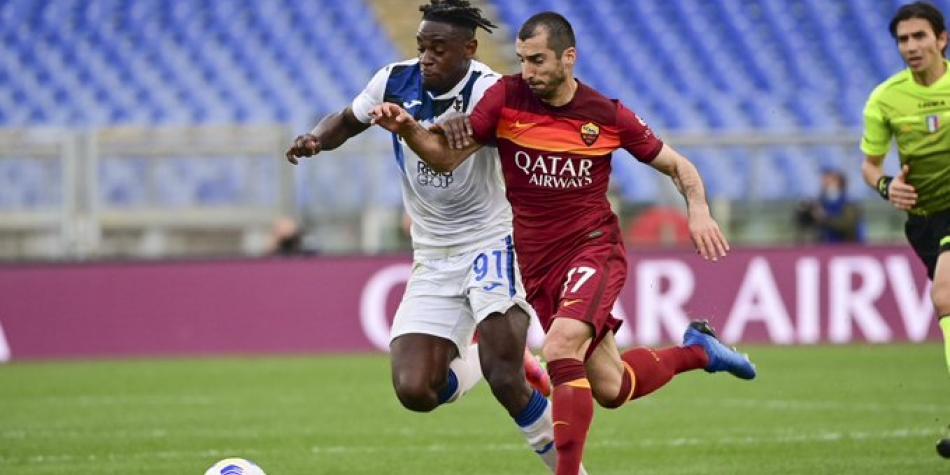 Roma vs Atalanta, resultado, goles, detalles, jugaron Zapata y Muriel; Serie A   Serie A   Futbolred