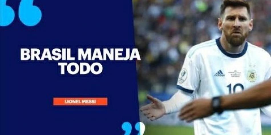 Memes de Brasil nueva sede confirmada de Copa América 2021: Messi, covid y CONMEBOL | Copa America 2021 Argentina - Colombia | Futbolred