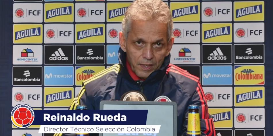 Copa América 2021 Selección Colombia: entrenador Reinaldo Rueda previa  partido Colombia-Ecuador | Selección Colombia | Futbolred