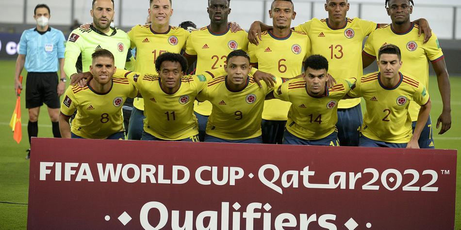 Colombia en aprietos.