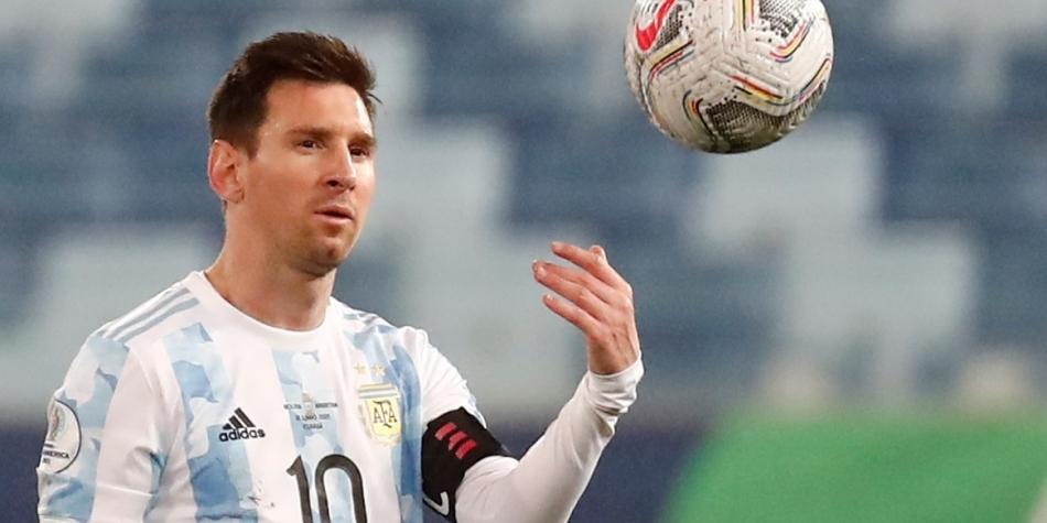 A 9 horas de la histórica final Lionel Messi ha dado positivo en Coronavirus