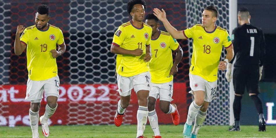 Miguel Borja baja en Selección Colombia opciones de delanteros   Selección  Colombia   Futbolred