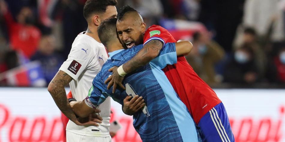 Arturo Vidal ataca a prensa chilena: vamos a clasificar al Mundial Qatar  2022 | Video declaración | Curiosidades de fútbol | Futbolred