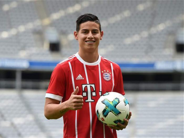 James Bayern München