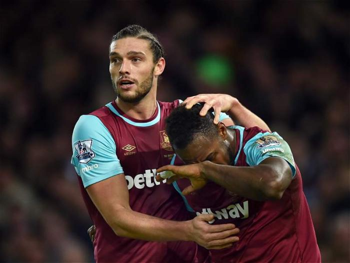 West Ham United venció 2-1 a Southampton con anotaciones de Michail Antonio y Andy Carroll.
