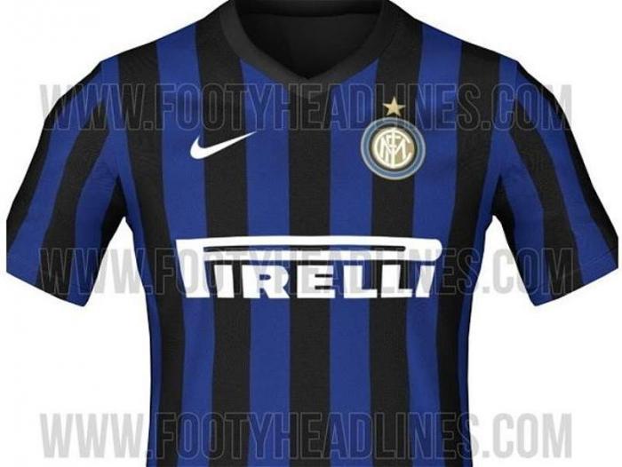 72cc55fc90261 Conozca las que serían las camisetas de 10 grandes clubes de Europa ...