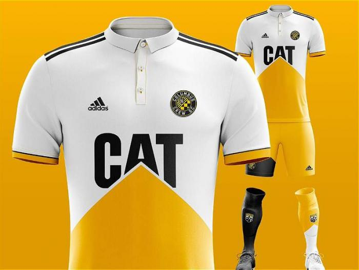 Columbus Crew se inclina por Caterpillar.