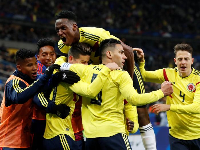 Colombia ganó
