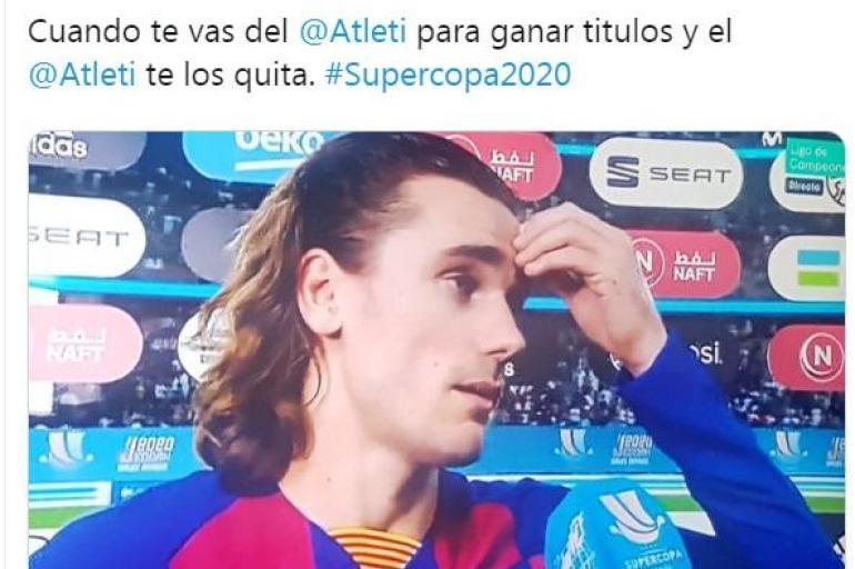 Memes De Derrota De Barcelona Vs Atlético De Madrid Memes Contra Ernesto Valverde 2020 Curiosidades De Fútbol Futbolred
