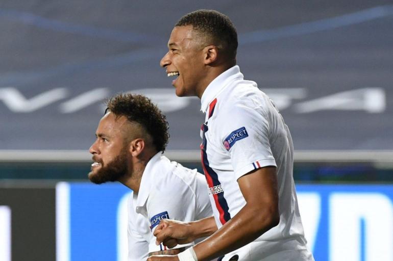 PSG a semifinales FOTOS: derrotó al Atalanta en la Champions ...