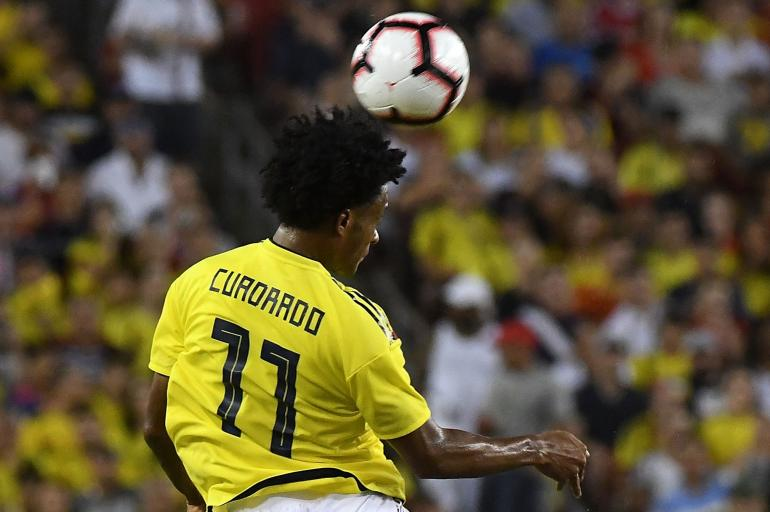 Colombia vs Estados Unidos