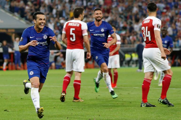 Chelsea campeón Europa League