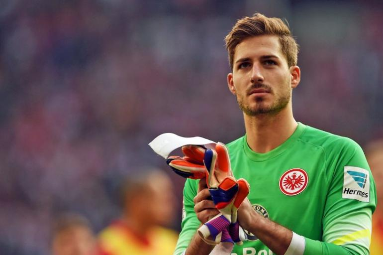 Once ideal - Kevin Trapp