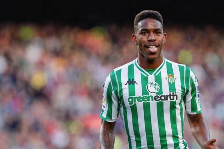 Once ideal - Junior Firpo