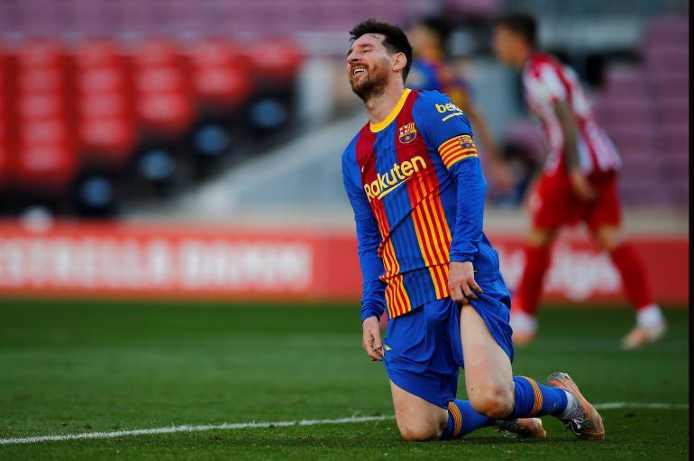 Barcelona: equipo soñado para convencer a Lionel Messi para la temporada  2021-22 | Liga de España | Futbolred