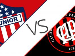 Junior vs Paranaense