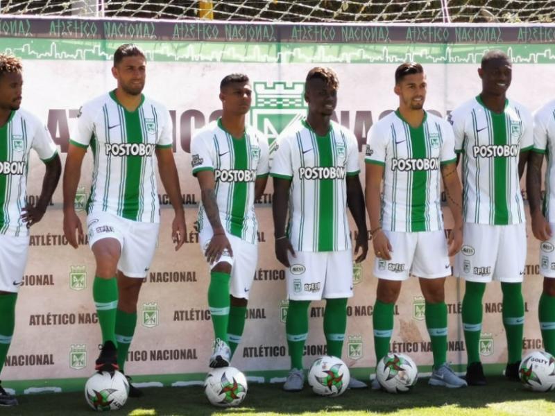 Estas Son Las Caras Nuevas De Atletico Nacional En 2020 7 Refuerzos Futbol Colombiano Liga Betplay Futbolred