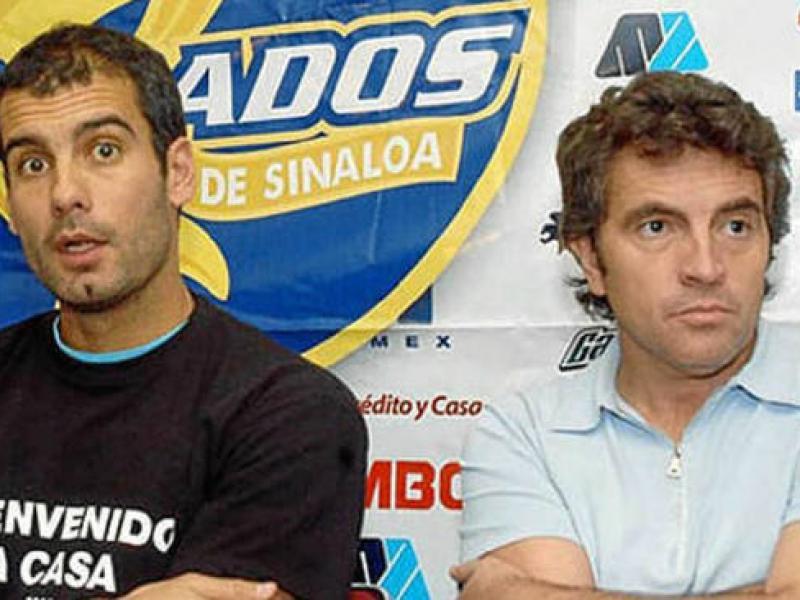 Abreu confesó que mintió para que Pep Guardiola jugara en Dorados de México   Curiosidades de fútbol   Futbolred