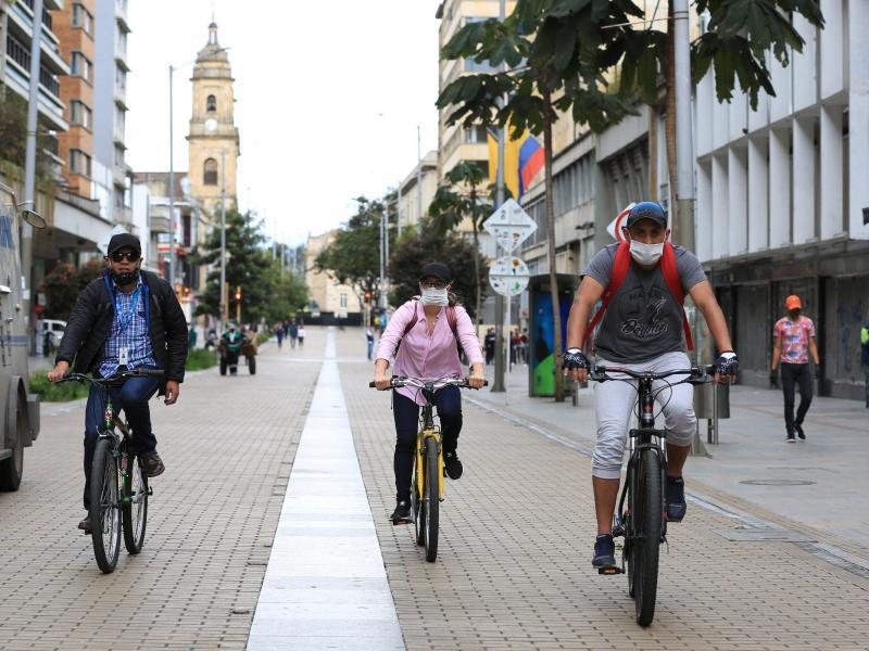 Esto es lo que debe saber si va visitar el sendero de Monserrate, parques y ciclovías