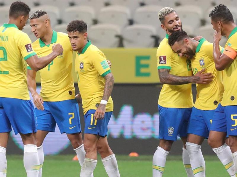 Estrellas de Brasil preparan comunicado contra Copa América 2021 en Brasil,  polémica   Copa América 2021   Futbolred