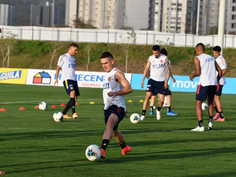 Rafael Santos Borré es oficialmente agente libre, puede negociar con  cualquier, River es opción | Colombianos en el Exterior | Futbolred