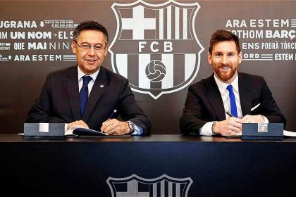 Se alista el nuevo presidente de Barcelona: ¿Font, Laporta o ...