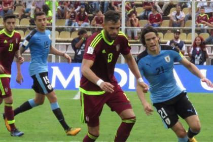 Venezuela vs Uruguay, duelo clave de Eliminatorias: sígalo acá EN ...