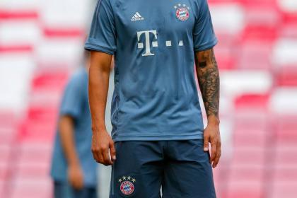 James dice que se está yendo de Bayern Munich si no juega | Bundesliga