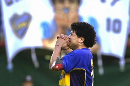 Medidas de Conmebol por la muerte de Maradona: Boca, sin ...