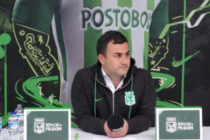 'Este es el momento justo para irme de Nacional': Juan David Pérez