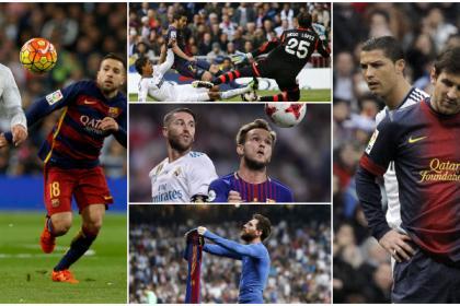 Historial de Real Madrid vs Barcelona en los últimos 10 ...