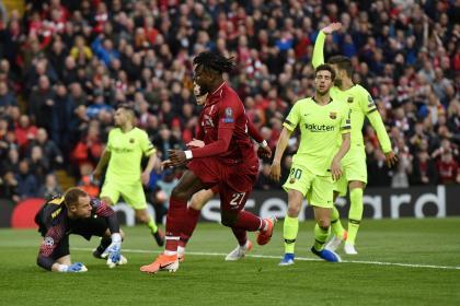 Así planeó Liverpool el mítico tiro de esquina contra Barcelona
