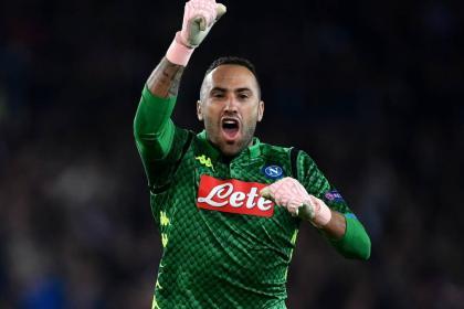 ¡Ospina es campeón de Copa Italia! Napoli venció a Juventus en ...
