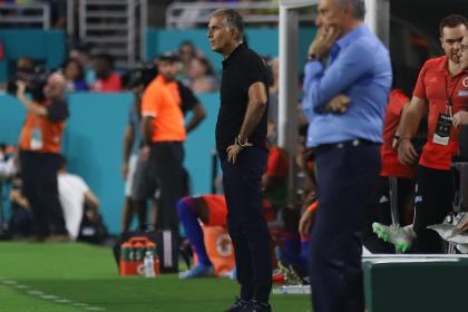 Tite reveló secretos de Queiroz tras su llegada a Selección Colombia