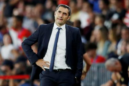 ¿Se va o se queda? Barcelona ratifica a Valverde pero busca ...