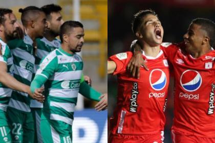 EN VIVO: duelo crucial en el Pascual, América vs Equidad por Liga