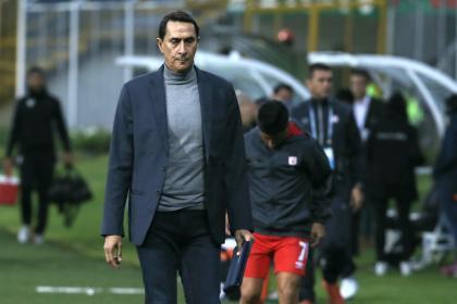 Con el overol puesto: Guimaraes se mostró satisfecho por la victoria - FutbolRed