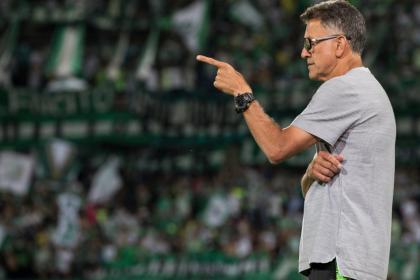 ¡La protesta de Nacional! Queja del equipo verde por el arbitraje - FutbolRed