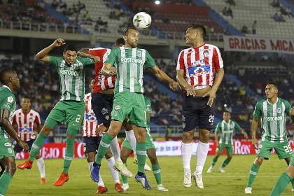 Otra sorpresa de Osorio: así jugará Nacional contra Junior en Medellín