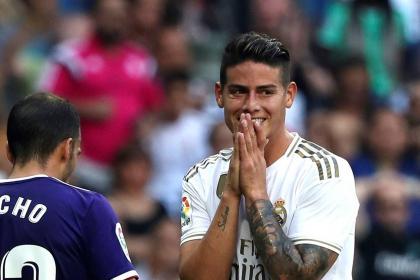 James volvió a la lista: sus posibilidades para jugar en Real Madrid