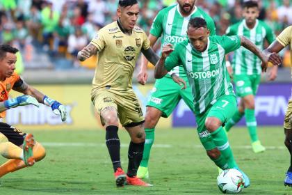 ¡En Vivo! Vea acá el partido entre Águilas Doradas y Nacional en Liga