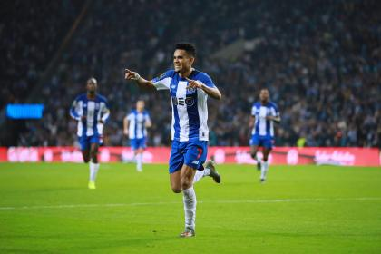 Incógnita en gol de Luis Díaz, que deja vivo al Porto en Europa ...