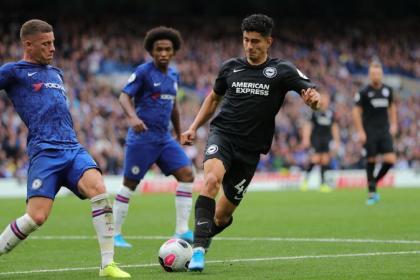 Así no se puede, Steven: error de Alzate en salida y gol del Chelsea