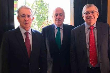 Más amores y odios: Álvaro Uribe reveló el equipo del que es hincha