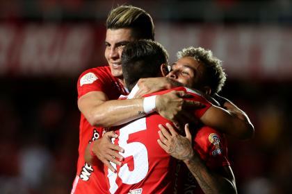Triplete de Vergara que encendió el grupo B: goles de América-Alianza - FutbolRed