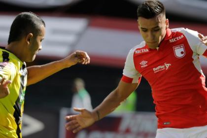 Santa Fe le madrugó a la victoria: así le ganó 1-0 a Alianza Petrolera - FutbolRed