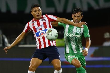Atlético Nacional vs. Junior, por Liga: fecha, hora y dónde ver en TV